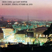 Chick Corea/Gary Burton (Vibes): In Concert