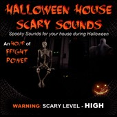 Various Artists: Halloween House Scary Sounds [Digipak]