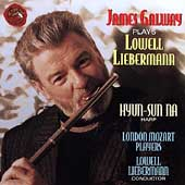 James Galway plays Lowell Liebermann / Liebermann, et al