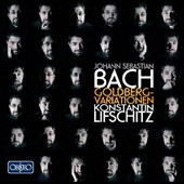 Bach: Goldberg Variationen / Konstantin Lifschitz, piano