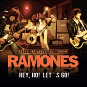 The Ramones: Hey, Ho! Let's Go! Legendary Live Broadcast