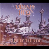 Uriah Heep: Live in the USA [Digipak]