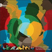 'Characters' - Works for Saxophone, Clarinet & Piano / Brian Utley, saxophone; Kae Hosoda-Ayer, piano; Christopher Ayer, clarinet