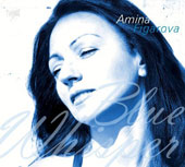 Amina Figarova: Blue Whisper [Digipak]