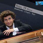 Beethoven: Piano Sonata, Op. 57; Chopin: Piano Sonata No. 2; Scherzo No. 1; Yojo Christen: Irini; Rally / Yojo Christen, piano