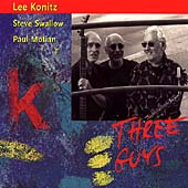 Lee Konitz: Three Guys