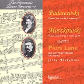 The Romantic Piano Concerto Vol 1 - Paderewski, Moskowski
