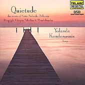 Quietude - Satie, Debussy, Chopin, et al / Kondonassis