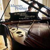 Schubert: Piano Sonatas D 958, 959, 960 / Murray Perahia
