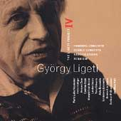 The Ligeti Project Vol 4 - Hamburgisches Konzert, etc
