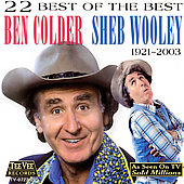 Sheb Wooley/Ben Colder: 22 Best of the Best