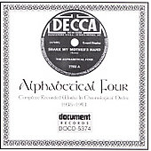 Alphabetical Four: Complete Recorded Works (1938-1943)