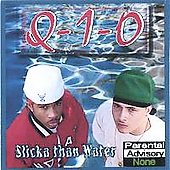 Q-One-O: Slicka Than Water