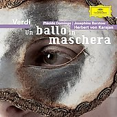Opera House - Verdi: Un ballo in maschera / Karajan