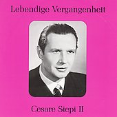 Lebebdige Vergangenheit - Cesare Siepi II