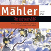 Mahler, Gustav: Das Lied Von Der Erde