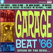 Various Artists: Garage Beat '66, Vol. 6: Speak of the Devil