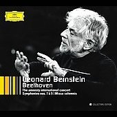 Beethoven: Symphonies no 7 & 9, Missa solemnis / Bernstein