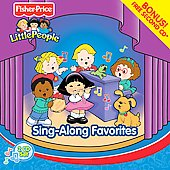 Fisher-Price: Little People: Sing-Along Favorites