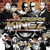 Various Artists: Latin Urban Kingz