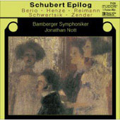 Schubert Epilog / Nott, Bamberg SO