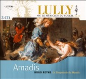 Jean-Baptiste Lully: Amadis