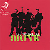Meridian Arts Ensemble: Brink