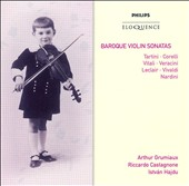 Baroque Violin Sonatas