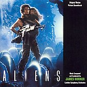 James Horner: Aliens [Original Motion Picture Soundtrack]