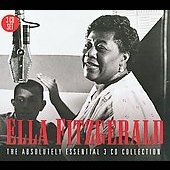 Ella Fitzgerald: The Absolutely Essential 3CD Collection [Box]