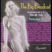 Various Artists: Big Broadcast: Jazz and Popular Music of the 1920s and 1930s, Vol. 5