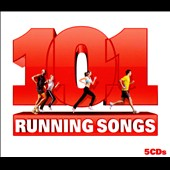 Various Artists: 101 Running Songs, Vol.1 [Box]