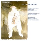 Sally Beamish: Violin Concerto; Callesto; Symphony No. 1