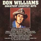 Don Williams: Greatest Country Hits