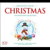 Karaoke: Greatest Ever! Christmas: The Definitive Collection [Box]