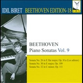 Idil Biret Beethoven Edition, Vol. 18: Piano Sonatas, Vol. 9
