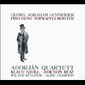 Georg Abraham Schneider: Streichduos; Fl&ouml;tenquartette