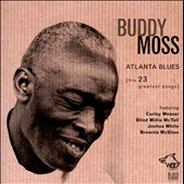 Buddy Moss: Atlanta Blues: His 23 Greatest Songs *