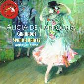 Granados: Spanish Dances / Alicia de Larrocha