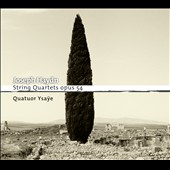 Joseph Haydn: String Quartets, Op. 54, nos 1-3 / Ysaye Quartet