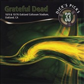 Grateful Dead: Dick's Picks, Vol. 33: 10/9 & 10/76 Oakland Coliseum Stadium, Oakland, CA [Box]