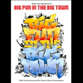 Bram Van Splunteren: Big Fun in the Big Town [DVD]