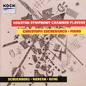 Schoenberg, Berg, Webern / Eschenbach, Houston SO