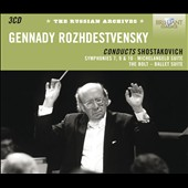 Shostakovich: Symphonies Nos. 7, 9 & 10; The Bolt and Michelangelo suites