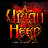 Uriah Heep: Classic Album Selection [Box]
