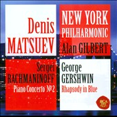 Rachmaninoff: Piano Concerto No. 2; Gershwin: Rhapsody in Blue / Denis Matsuev, piano