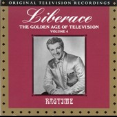 Liberace: Golden Age of Television, Vol. 4: Ragtime