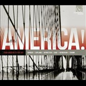 America!, Vol. 3: From Modern to Pop Art - Cage; Crumb; Bernstein; Barber; Copland; Berberian; Griffes et al. / Jon Manasse (clarinet), Beus (piano), Theatre of Voices, Paul Hillier, Conspirare, Craig Hella Johnson