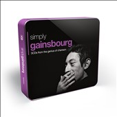 Serge Gainsbourg: Simply Gainsbourg *