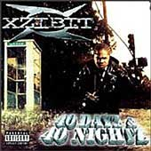 Xzibit: 40 Dayz & 40 Nightz [PA]